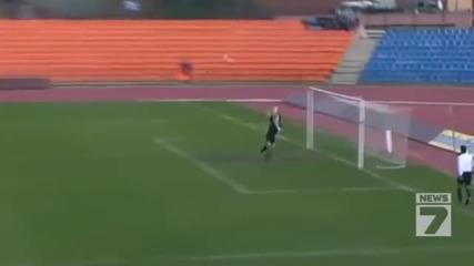 Феноменален гол на Цветомир Цонков срещу Цска