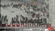 Тибет - Трагедията В Китай - Танковете излязоха