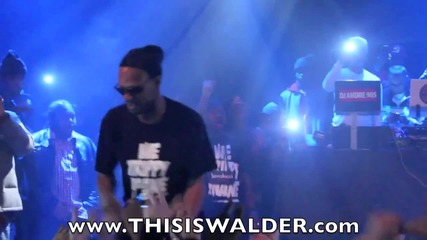 Juicy J Performs For First Time In Toronto @ The Opera House