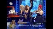 Music idol 2-Деница,Нора,Пламена- Moulin Rouge