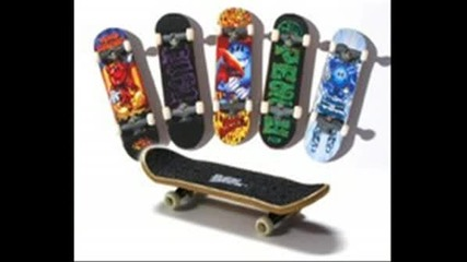 Finger Tech Deck