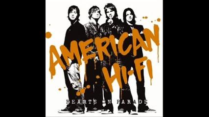 American Hi - Fi - Something Real