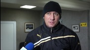 Мартин Кушев: Хвърляме най-доброто срещу ЦСКА