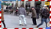 Скандална шега с Кристиано Роналдо