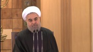 """Iran: Nuclear program not """"a threat to peace and security"""" -  Rouhani"""