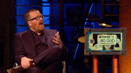 Frankie Boyle puts celebrity atheists into Room 101 - Room 101- Series 6 Episode 8 Preview - Bbc One