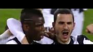 Феноменален гол на Paul Pogba срещу Удинезе !