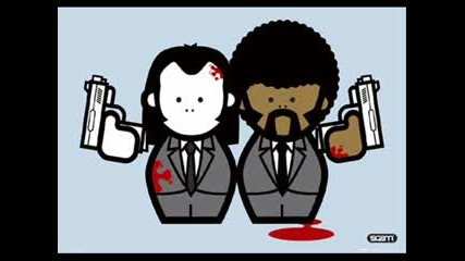 Pulp, Fiction, Drum, And Bass