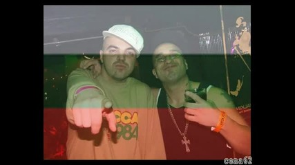 Big Sha ft. Sarafa, Xplicit Konsa - Бяло, Зелено и Червено