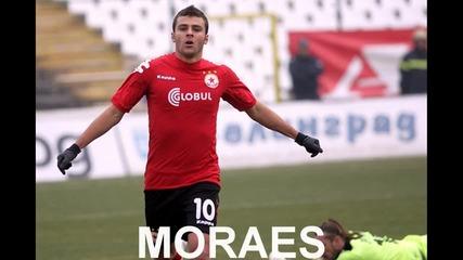 Junior Moraes 10 Cska