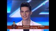 Атанас Колев X Factor (28.11.13)