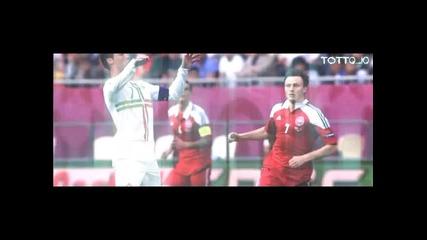 Cristiano Ronaldo - Mi Ritmo Mashup [ Euro 2012 ]