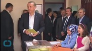 Polls Close in a Crucial Turkish Parliamentary Election