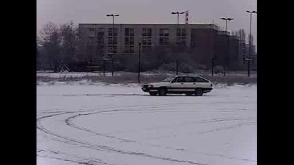 Drift S Audi 100