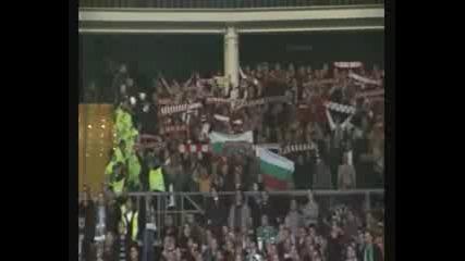 Рапид - Ц С К А 1:2 - Най - доброто от червените фенове!