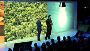 Germany: Samsung presents Quantum Dot TV at Berlin's IFA trade show