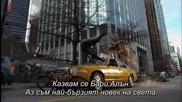The Flash Светкавицата - сезон 1, епизод 11 бг. суб.