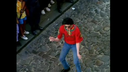 Michael Jackson - They Dont Care About Us D V D - R I P