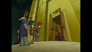 тутенщайн - епизод 2 - проклятието на фараона - бг аудио - цял епизод