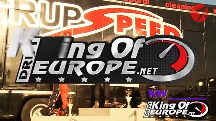 King of Europe Drift Series Round 5 - Spain 2011