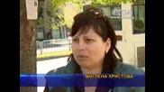 Майки на протест срещу колите по тротоарите