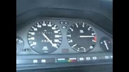 Bmw E30 turbo 0 - 240km/h