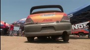 Andrew Comrie - Picard 2010 X Games 16 Rally Car - Mitsubishi Lancer Evolution Ix - Gtchannel
