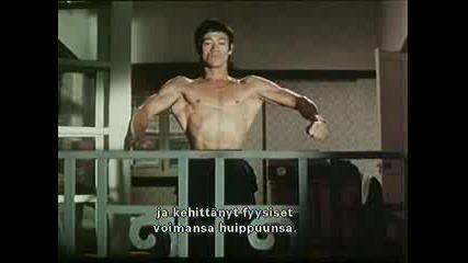 Брус Лий - Тренировки