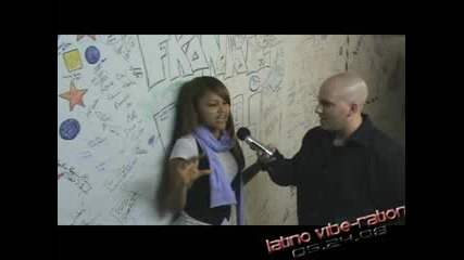 Kat Deluna Interview - Latino Vibe 2008