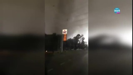 Торнадо във Италия 9/7/2015