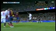 Барселона - Севилия 2:2, Коке (90)