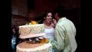 Разрязването на тортата