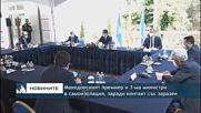 Македонският премиер и 3-ма министри - в самоизолация, заради контакт със заразен депутат