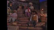 Джони Деп На Pirates Of The Caribbean Ride