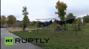 Germany: Asylum seeker found dead after fire in refugee shelter