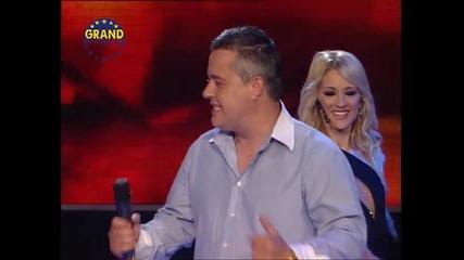 Nemanja Nikolic - Ko ceka taj doceka (Grand Parada 29.05.2012)