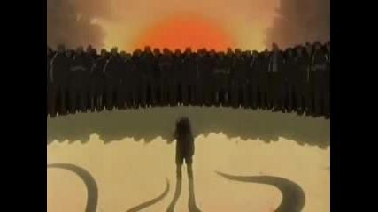 Naruto And Gaara Alone