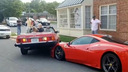 Жените зад волана са голяма ДРАМА! Най-върлите изцепки на мацки с коли!
