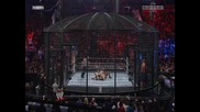 Wwe Elimination Chamber 2011 Raw Elimination Chamber Match 1/3