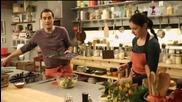 Руло от телешка кайма със карамелен лук в терин - Бон Апети (01.12.2014)