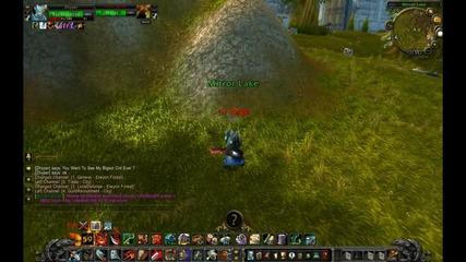 blackdevilbg zhyper the warrior joke Best Crit ever !!