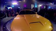 Saleen 302 Mustang Black Label 750hp Supercharged - представяне