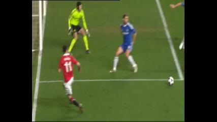 Челси - Манчестър Юнайтед 0:1 (24 Рууни)