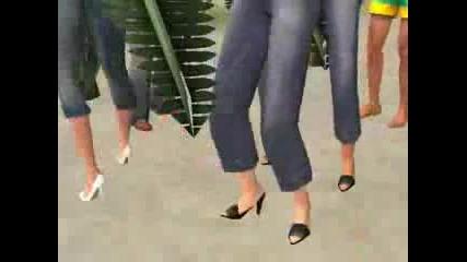 Hillary Duff - Sims 2