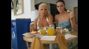 Diana Doll и jennifer Dark - Закусват