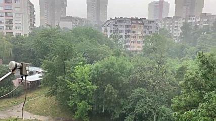 Порой в София