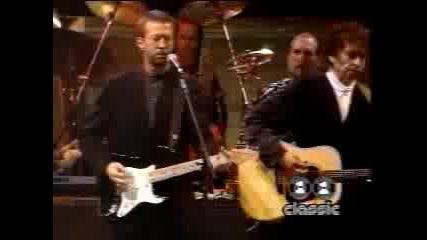 Traveling Wilburys - George Harrison, Bob