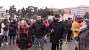 Spain: Thousands of COVID sceptics take to Madrid streets