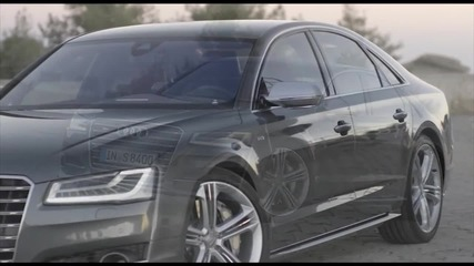 Audi S8 - Review