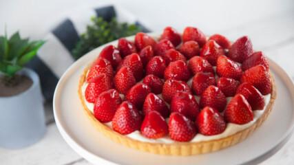 Ягодов тарт | Гурме за всеки ден: Десерти | 24Kitchen Bulgaria